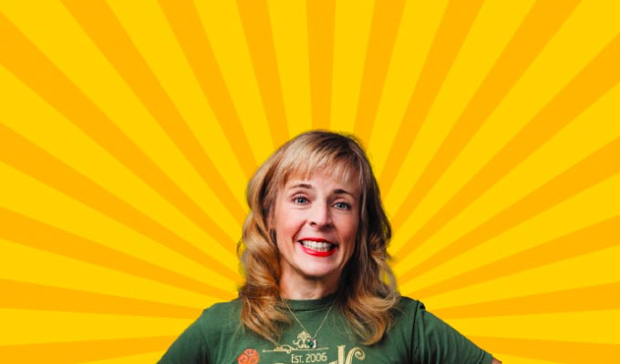 Maria Bamford: The Irrelevant Redundancy | Melbourne International Comedy Festival review