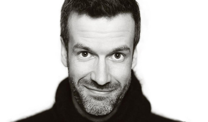 Marcus Brigstocke: Why the Long Face?