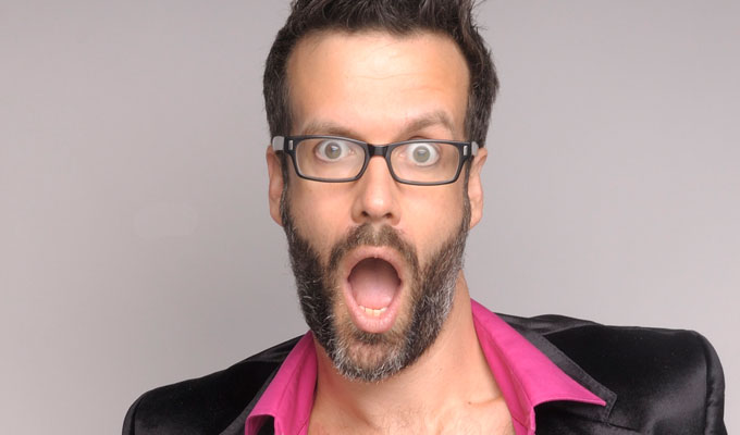 Fully Committed Starring Marcus Brigstocke