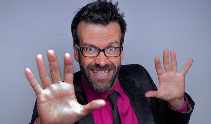 Marcus Brigstocke stars in new sitcom about ethical living | 'It's The Good Life for the new millennium'