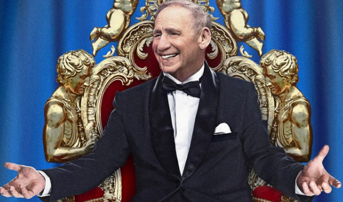 Mel Brooks Live In London | Gig review by Darren Richman at the Prince Of Wales Theatre
