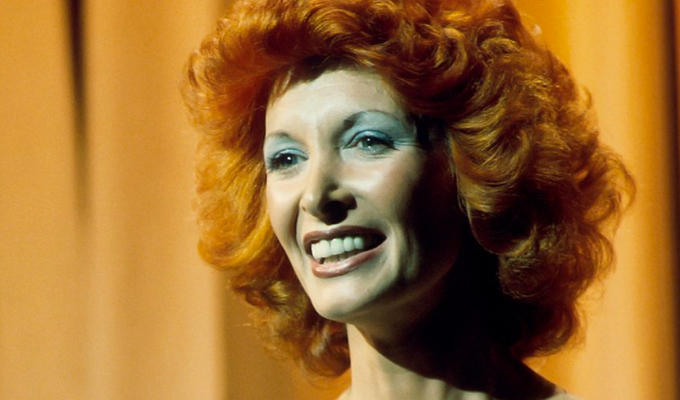 Marti Caine denied city honour because she won't show up to the unveiling | (Well, she has been dead for 25 years)