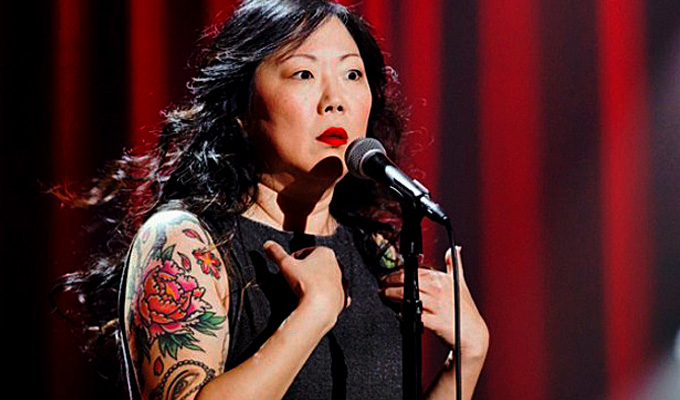 'He's my Beatles - all four' | Margaret Cho chooses her comedy favourites