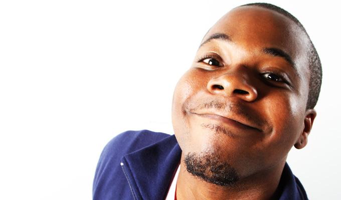 marlon davis comedian reviews chortle the uk comedy guide