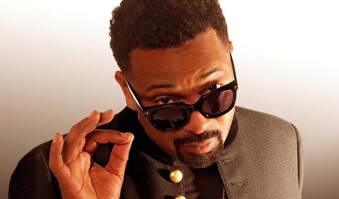 Mike Epps | Gig review by Steve Bennett at the Hackney Empire