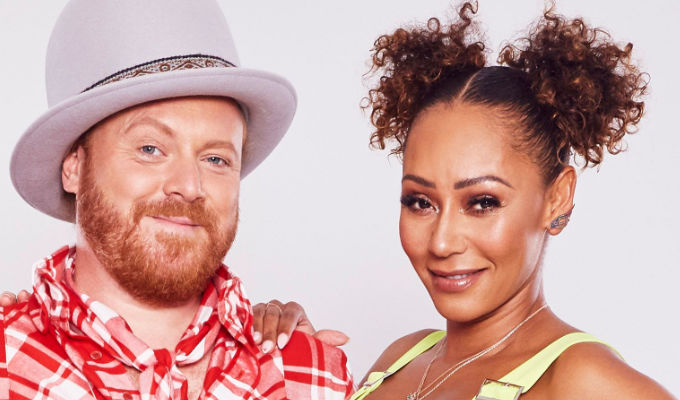 Mel B quits Celebrity Juice | Spice Girl last just two series