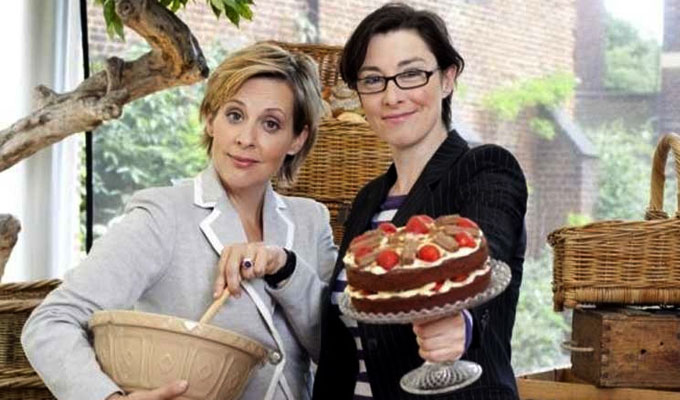Mel and Sue quit Bake Off | Row over show's move to Channel 4