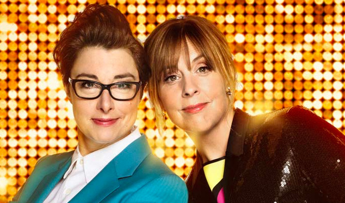 Mel and Sue to star in their first sitcom together | Playing hapless assassins