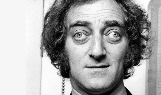 Not just a gagging gargoyle | Andre Vincent pays tribute to Marty Feldman, the unorthodox comedian