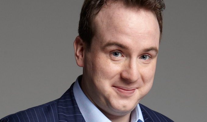 Matt Forde pilots topical BBC Two show | Satirical programme seeks new writers