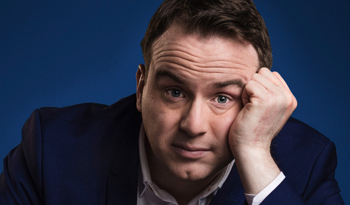 Matt Forde: A Show Hastily Rewritten in Light of Recent Events – Again!