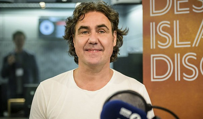 Micky Flanagan: I can think of nothing more horrific than being middle-class | Comic appears on Desert Island Discs