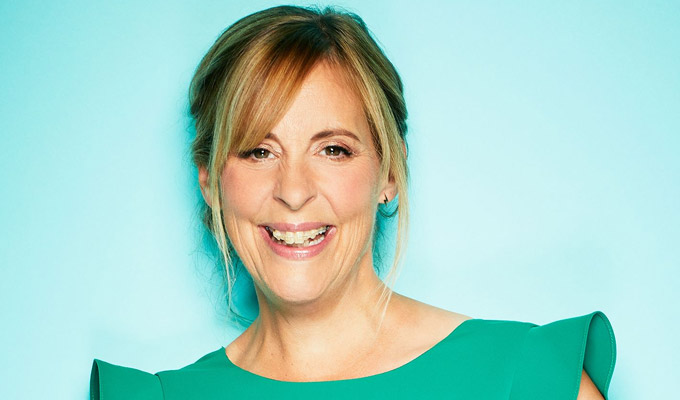 180! Mel Giedroyc joins darts comedy | Play being developed by top West End producer