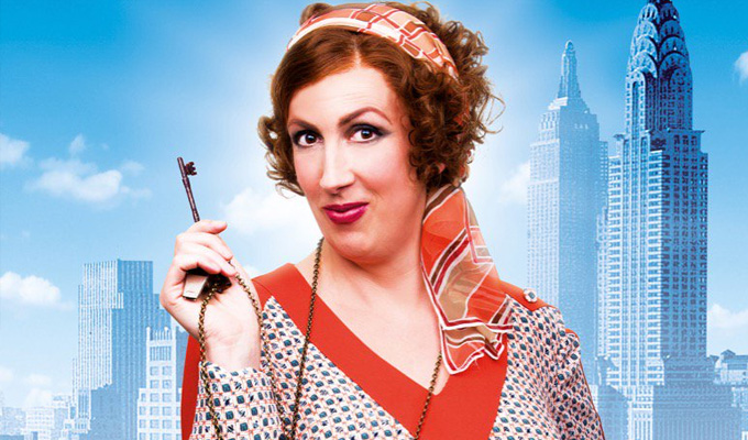 Miranda Hart misses Annie shows | Throat infection hits her West End debut