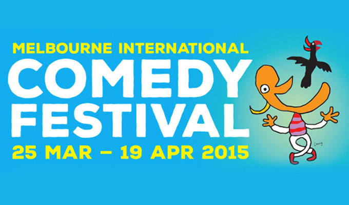 Melbourne International Comedy Festival reviews 2015 |