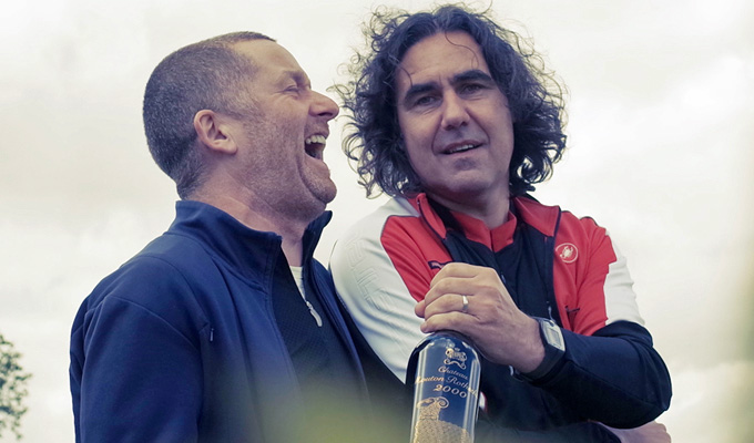 'Travel is a pain in the arse' | Says Micky Flanagan as he embarks on... a travel show