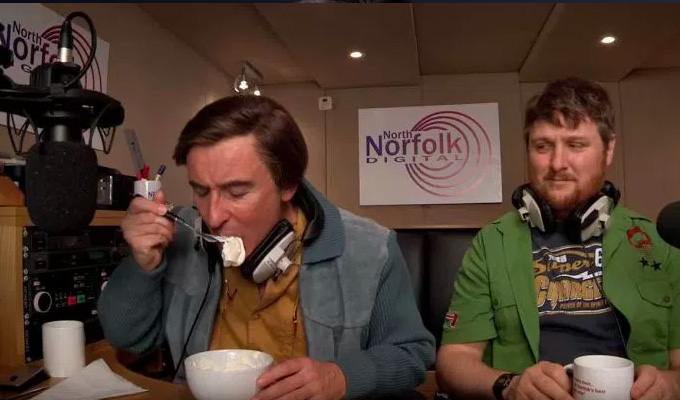 Monkey Tennis on tour | Live dates for Alan Partridge podcast
