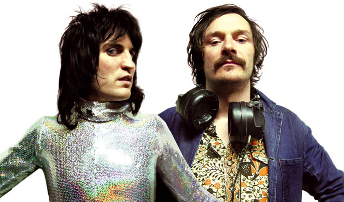 Mighty Boosh plan tour AND film | Busy 2014 for Noel and Julian