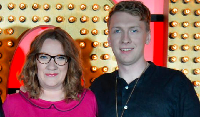 Joe Lycett: Sarah Millican oncce gave me a car : Punching Up 2020 :     Chortle : The UK Comedy Guide