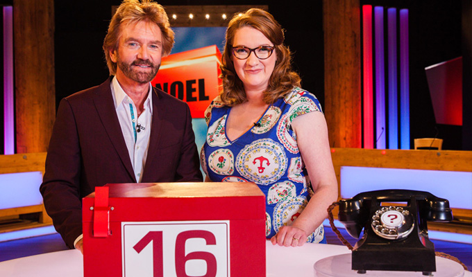 Sarah Millican to host Deal Or No Deal | As Noel Edmonds is pranked