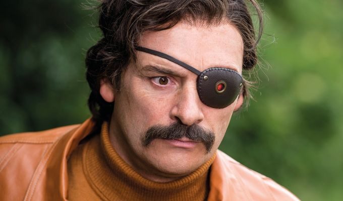 Win Mindhorn on DVD | Julian Barratt and Simon Farnaby's comedy