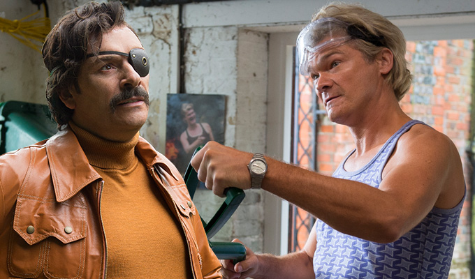 'Maybe I'm going to become an absolute monster...' | Mindhorn creators Julian Barratt and Simon Farnaby speak to Jay Richardson