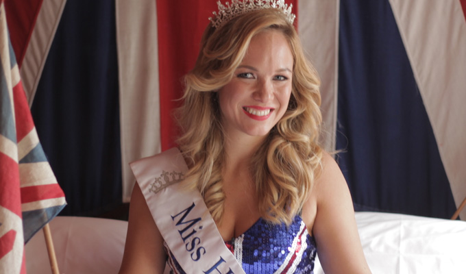 BBC Three goes Dutch | New series Miss Holland from comic Eline Van Der Velden