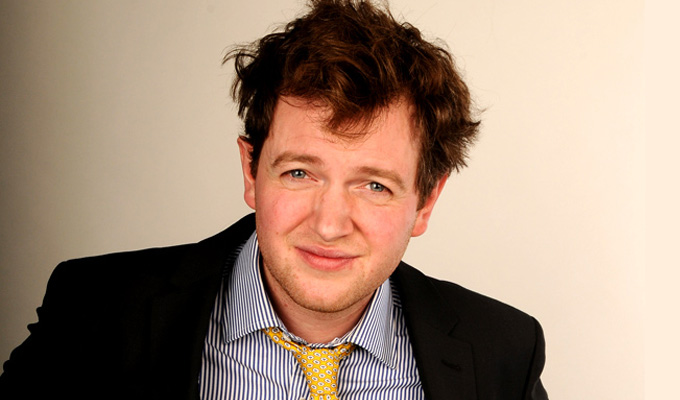 Miles Jupp at Latitude 2014 | Gig review by Steve Bennett