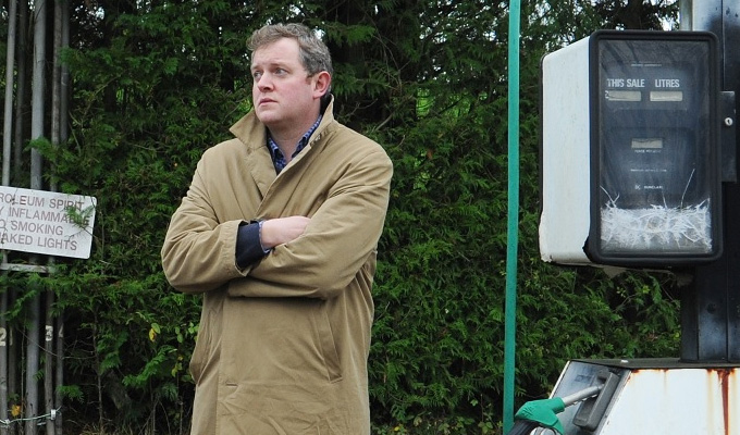 Miles Jupp: Songs Of Freedom | Gig review by Steve Bennett at Kenton Theatre, Henley