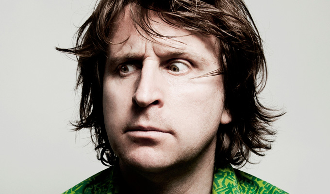 Milton Jones returns to Radio 4 | ...as a Good Samaritan