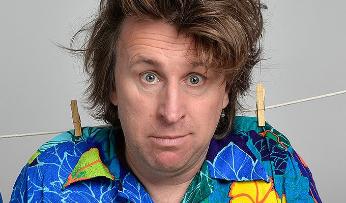 Milton Jones is Out There | Gig review by Steve Bennett at Richmond Theatre