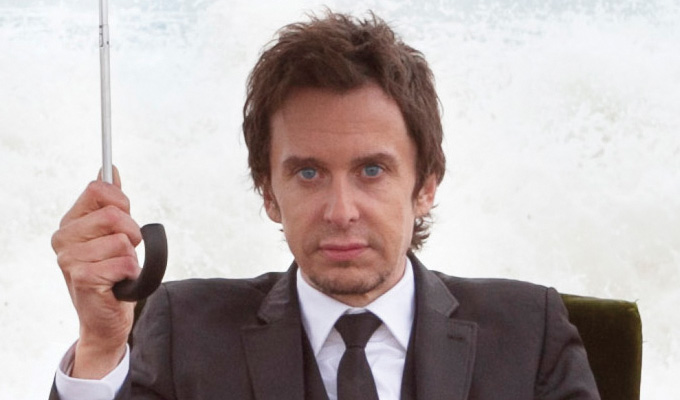 Superhans on tour | Peep Show's Matt King returns to stand-up