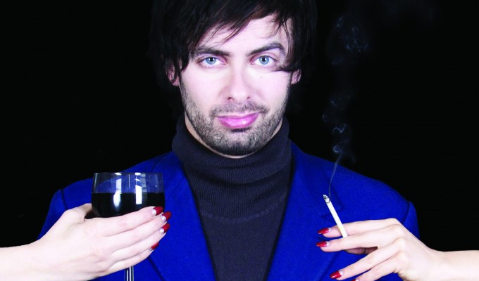 BBC Three pilot for Marcel Lucont | Merde In Britain to mock the UK