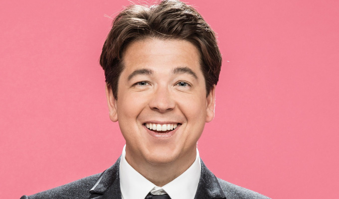Michael McIntyre writes a second autobiography | Follow-up to 2010's Life And Laughing out next year