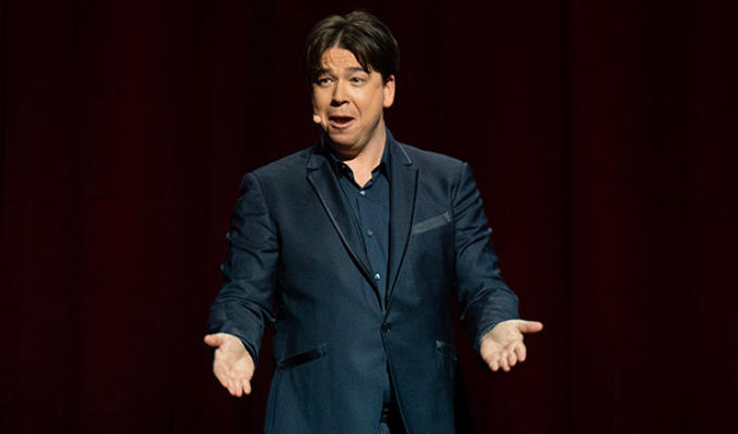 Michael McIntyre: Showman | Netflix special reviewed by Steve Bennett