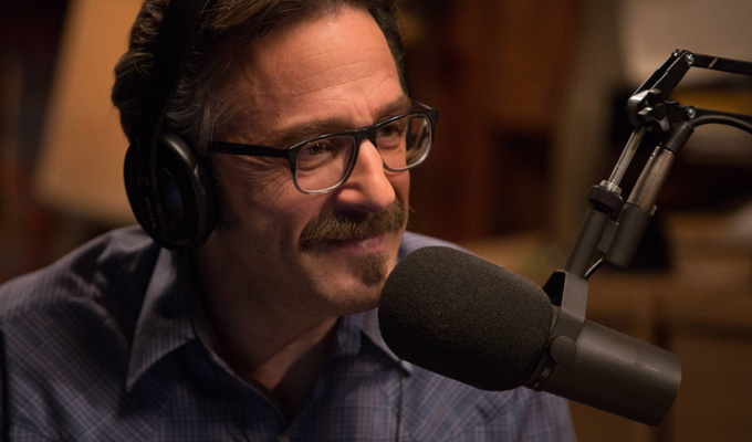 Marc Maron | Gig review by Steve Bennett at the South Bank Centre, London