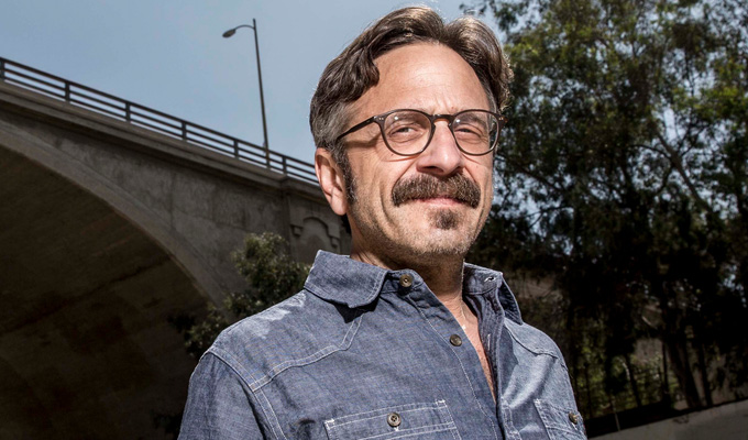 Marc Maron announces London and Dublin dates | WTF podcaster's 2018 tour