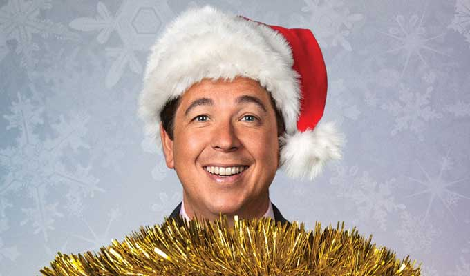 Michael McIntyre tops Christmas Day viewing | As Mrs Brown's Boys slumps 30 per cent