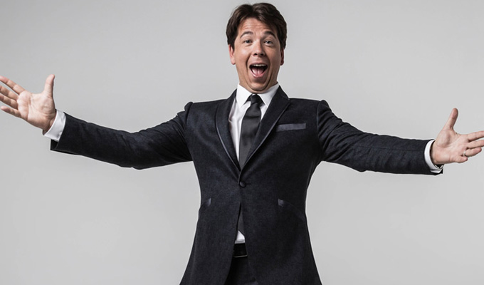 Can Michael McIntyre ward off flu? | New study aims to find out