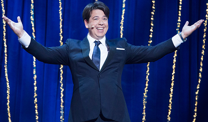 Michael McIntyre beats X Factor | Big Show lives up to its name