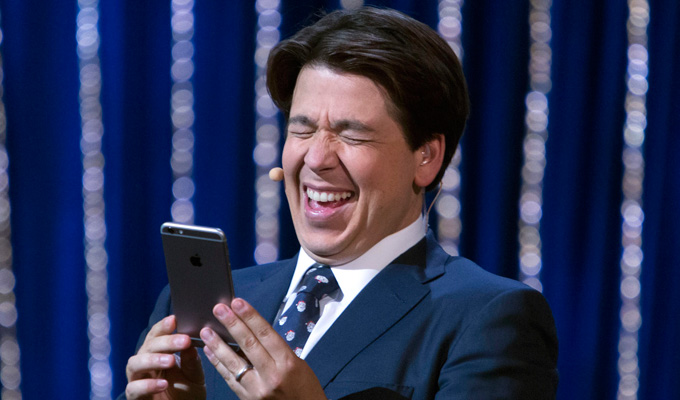 What a dick... | BBC probe after viewer complains about Michael McIntyre's 'willy' joke