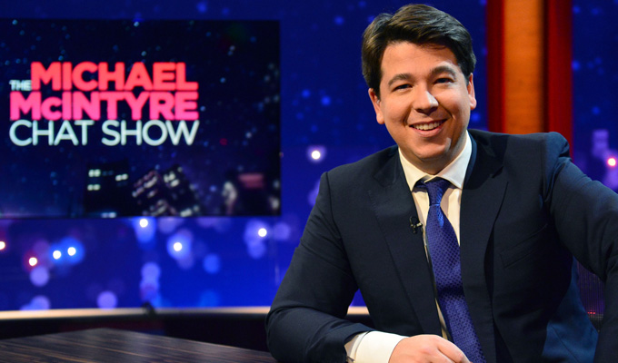 Michael McIntyre admits his chat show was a flop | 'I've removed it from the face of the earth'