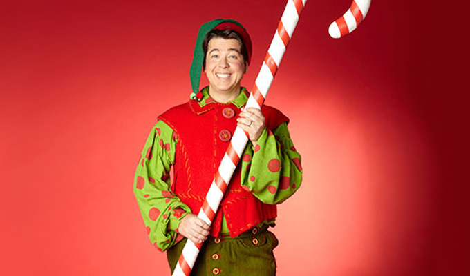 Michael McIntyre unveils his 2018 Christmas charity gig | Star-studded line-up