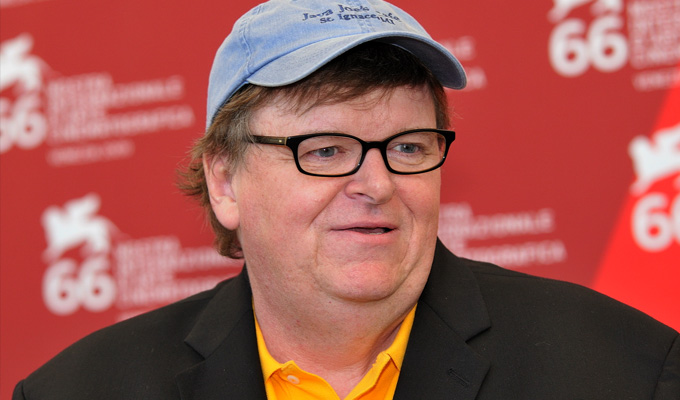 Michael Moore makes his Broadway debut | Anti-trump satire opens in July