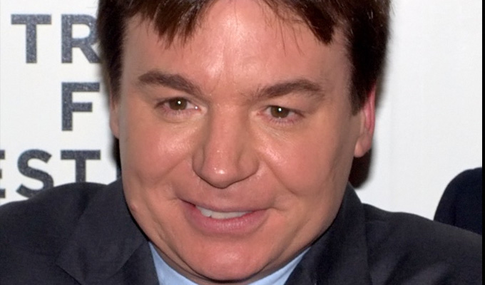Mike Myers pulls out of improv mentor biopic | Del Close movie now on hold