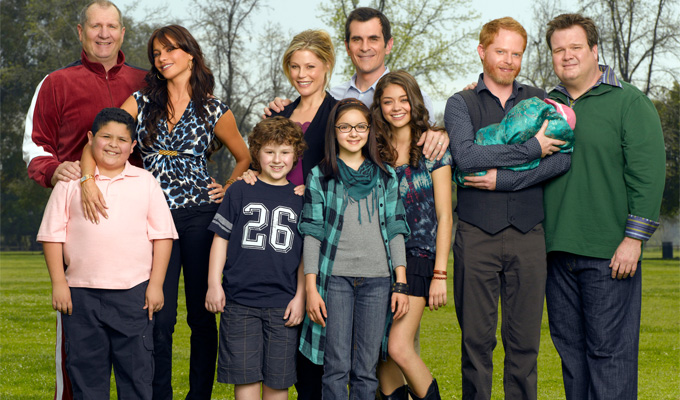 Modern Family scoops comedy Emmy | Plus acting gongs for Veep