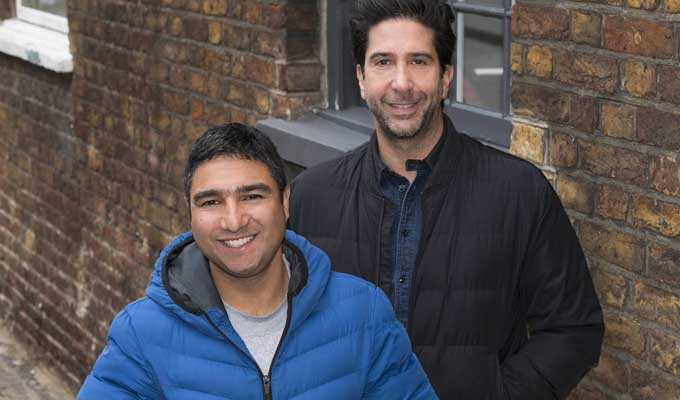 Spy comedy for David Schwimmer and Nick Mohammed | Sky One's Intelligence to be set in GCHQ