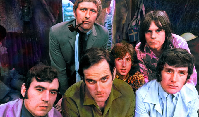 Radio Times 'bookazine' to mark Monty Python at 50 | With exclusive interviews and photographs