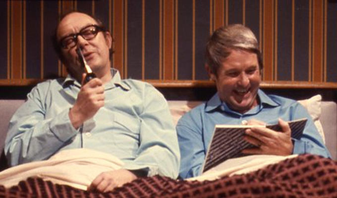 How I uncovered the forgotten Morecambe & Wise sitcom plan | By Eric & Ern's biographer, Graham McCann