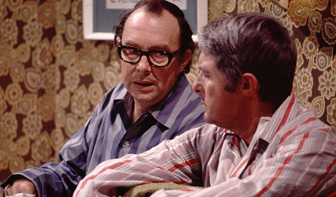 BBC Two to air unseen Morecambe & Wise footage | Documentary to feature rare home movies